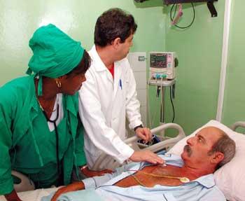La Salud en Cuba