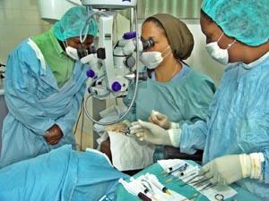 Casi medio millón de pacientes beneficiados por Operación Milagro